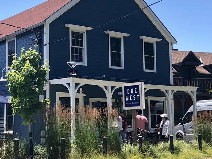 Due West Restaurant, Olema, CA
