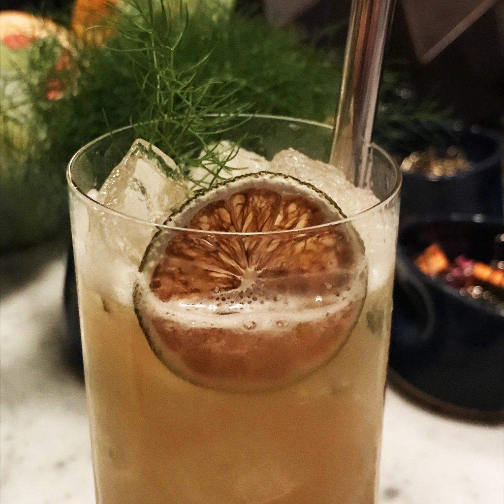 Fern Bar Drink