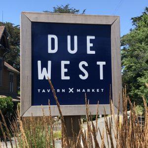 Due West Restaurant, Olema