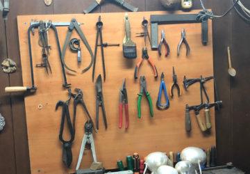 Silversmith Workshop Istanbul