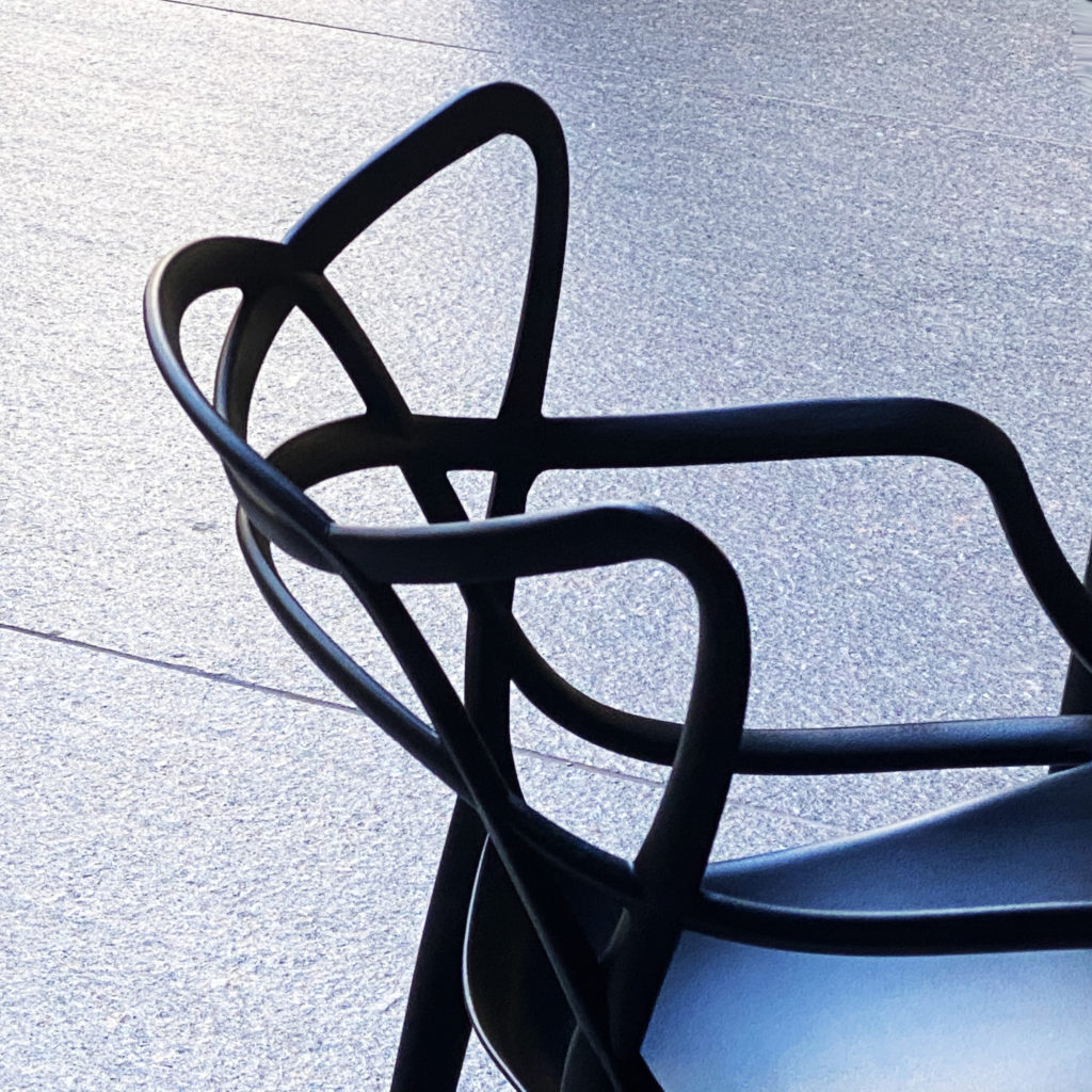 Forkitecture Special Feature - The Vault Garden - San Francisco - Chair Selection