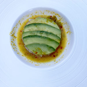 INES CEVICHE - Forkitecture Feature - The Vault Garden